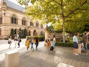 North Terrace Campus
